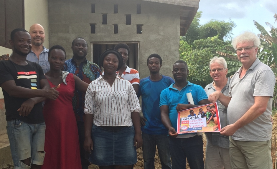 Stichting ABaCus op bezoek in Ghana