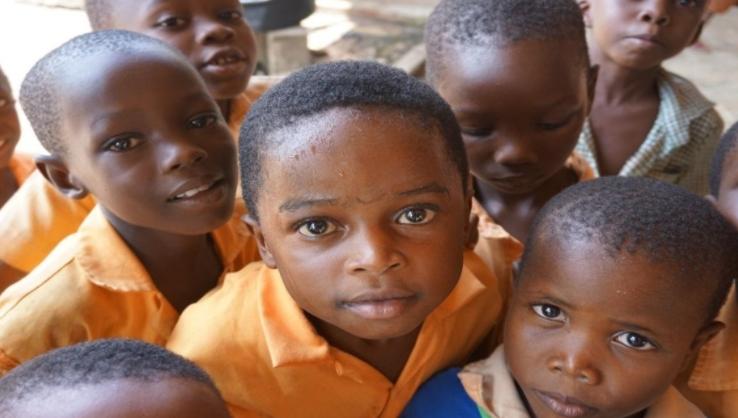Veronique en Bea: voor AMO / ABaCus naar Ghana