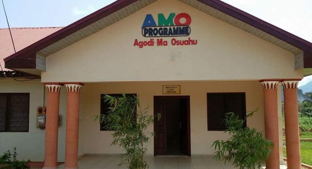 Update nieuwe werkplaats AMO Programme