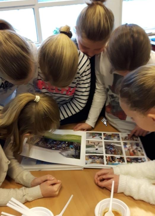 De Elthetoschool in Vriezenveen spaart voor Het AMO Programme